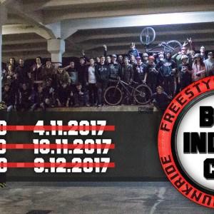 JUNKRIDE INDOOR CUP 3. KOLO / REPORT