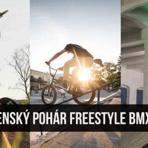 Slovak Freestyle BMX Cup 2018