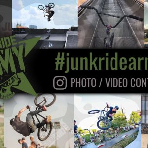 #JUNKRIDEARMY INSTAGRAM CONTEST / RIDE OR DIE
