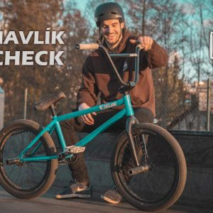 Tom Havlík | BMX Video Bikecheck | Interview