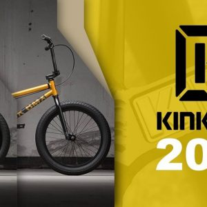 KINK BMX 2021 COMPLETE BIKES IN STOCK !