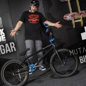 Erik Figar Mutantbikes Video Bikecheck 2018