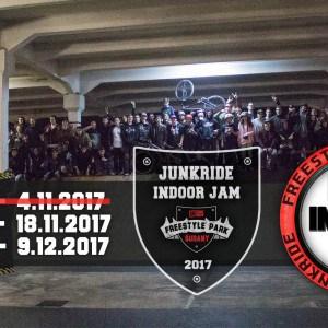 JUNKRIDE INDOOR JAM 2017 / FOTOREPORT