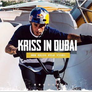 Kriss Kyle in DUBAI / VIDEO